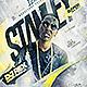 Hip-Hop Artist Flyer - GraphicRiver Item for Sale