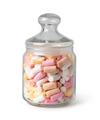 marshmallows on white background - PhotoDune Item for Sale