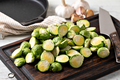 Fresh Brussels sprouts - PhotoDune Item for Sale