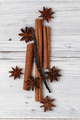 star anise and cinnamon - PhotoDune Item for Sale