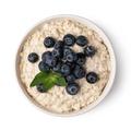 prepared oatmeal with berries - PhotoDune Item for Sale