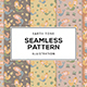Earth Tone Illustration of Mermaid Seamless Pattern - GraphicRiver Item for Sale