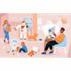 Cozy Smart Home Scene - GraphicRiver Item for Sale