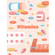 Vector Poster of Vitamins Concept - GraphicRiver Item for Sale