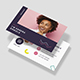 Business Card – The Resume - GraphicRiver Item for Sale