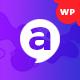 Amos - Creative WordPress - ThemeForest Item for Sale