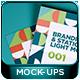 Branding & Stationery Light Mockup 001 - GraphicRiver Item for Sale