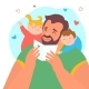 Happy Father's Day - GraphicRiver Item for Sale