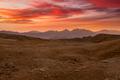 Beautiful sunset in the Sinai desert, Egypt - PhotoDune Item for Sale