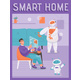 Vector Poster of Smart Home Concept - GraphicRiver Item for Sale