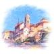 Scenic City View of Porto Portugal - GraphicRiver Item for Sale