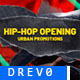 HIP-HOP Opening/ True Rap Music/ City/ New York/ Brush/ Gangsta/ Dynamic/ Street/ Basketball/ Urban - VideoHive Item for Sale