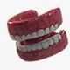 Low Detail TeethsTongue SEt - 3DOcean Item for Sale