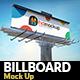 Billboard Mock Up - 004 - GraphicRiver Item for Sale