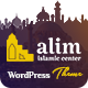 Alim - Islamic Institute & Mosque WordPress Theme + RTL - ThemeForest Item for Sale