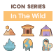 80 In The Wild Icons   Soothe Series - GraphicRiver Item for Sale