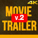 Cinematic Movie Trailer for Premiere Pro - VideoHive Item for Sale