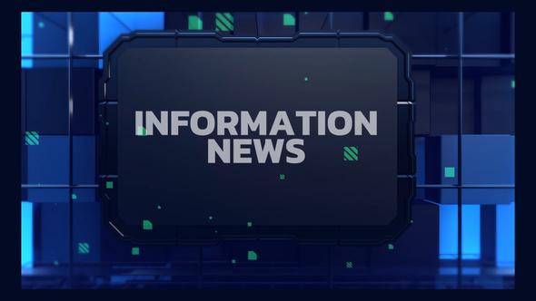 Information News Opener