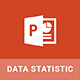 Data Statistic for PowerPoint - GraphicRiver Item for Sale
