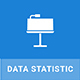 Data Statistic for Keynote - GraphicRiver Item for Sale