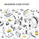 Business Case Study Isometric Illustration - GraphicRiver Item for Sale