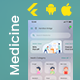 Online Medicine Ordering Android App + Online Medicine iOS App Template|3 Apps| Flutter 2 Pharmazone - CodeCanyon Item for Sale