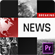 Multi-Platform NEWS Graphics ToolKit for Premiere Pro - VideoHive Item for Sale