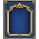 Golden Dark Classic Arch Portal and Columns - GraphicRiver Item for Sale