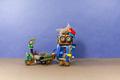 Robotics delivery service concept - PhotoDune Item for Sale