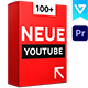 Youtube Pack Neue | Premiere Pro - VideoHive Item for Sale