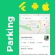 Parking Spot Booking Android + iOS Template | FLUTTER 2 | Parkspot - CodeCanyon Item for Sale