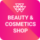 Glamified  10 Beauty Products Web Landing page Figma Template - ThemeForest Item for Sale