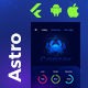 Astrology & Horoscope Android App Template+ iOS App Template | Flutter 2 | Astro - CodeCanyon Item for Sale