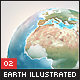 Earth Illustrations and Infographics - V2 - GraphicRiver Item for Sale