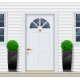 Front Door to House Porch and Windows - GraphicRiver Item for Sale