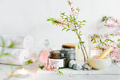 Spa composition with scented candles - PhotoDune Item for Sale