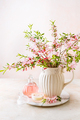 Still life composition with wild almond bouquet - PhotoDune Item for Sale