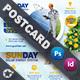 Solar Energy Postcard Templates - GraphicRiver Item for Sale