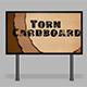 15 Torn Cardboard Background - GraphicRiver Item for Sale