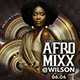 Afro Mixx Night Club Flyer - GraphicRiver Item for Sale