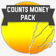 Counting Money Pack