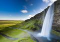 Seljalandsfoss waterfall - PhotoDune Item for Sale