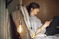 Woman sending a text message - PhotoDune Item for Sale
