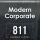 Modern Corporate Google Slides Bundle - GraphicRiver Item for Sale