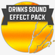 Drinks Sound Effect Pack