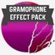 Vintage Gramophone Effect pack