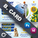 Solar Energy Business Card Templates - GraphicRiver Item for Sale