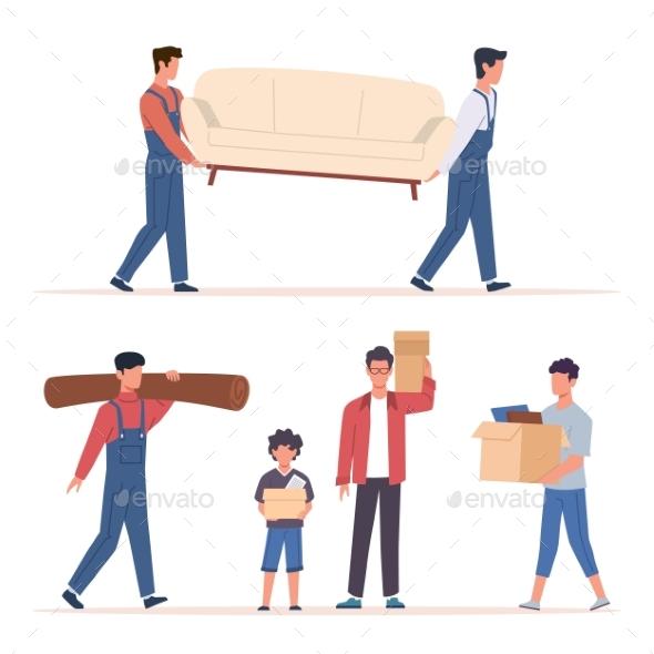 Men Household