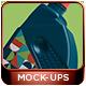 Engine Oil Bottle Mockup Pack 001 - GraphicRiver Item for Sale