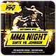 MMA - Flyer - GraphicRiver Item for Sale